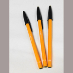 Kugelschreiber Bic Fine schwarz