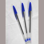 Kugelschreiber Bic medium blau