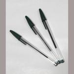 Kugelschreiber Bic medium grün