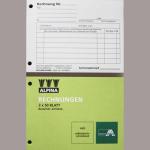 Rechnungen 51043A SD 3fach