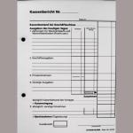 Kassenbericht 5101 SD 2fach