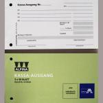 Kassa-Ausgang A51052A SD 3fach