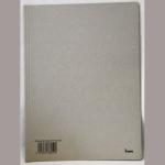 Aktenumschlag Karton A4 grau