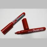 Pentel-Pen Plakatschreiber N50 rot