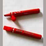 Pentel-Pen Plakatschreiber N60 rot