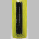 Tuschestifte schwarz 3er EEF,EF,F 4005-0002