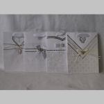 Offsettragtasche A5 Hochzeit Handmade  26x32cm