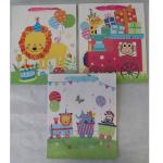 Offsettragtasche A4 Kinder1 26x32cm