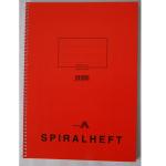 Hefte Spiral liniert A4 40Blatt