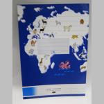 Hefte Terra-Plus A4 20Blatt liniert
