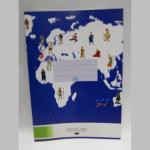 Hefte Terra-Plus A5 20Blatt liniert mit Rand