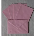 Kuvert B6 rosa 175x120mm 25er
