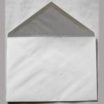 Kuvert C5 162x229mm weiß 50er