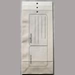 Warenprobesackerl weiß 20 105x225mm