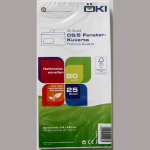 Kuvert lang/F./SK 114x229mm 25er
