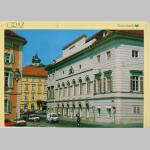 Karten Ansicht Graz Schauspielhaus 10x15cm