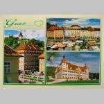 Karten Ansicht Graz Eggenberg