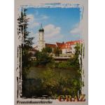 Karten Ansicht Graz Franziskanerkirche 10x15cm