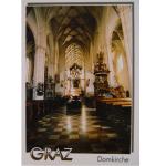 Karten Ansicht Graz Domkirche 10x15cm