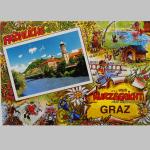 Karten Ansicht Graz Kurzbericht
