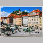 Karten Ansicht Graz Hauptplatz