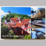 Karten Ansicht Graz Schlossberg