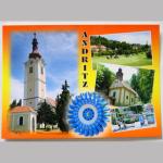 Karten Ansicht Graz Andritz