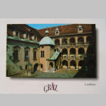 Karten Ansichten Graz Fotogeprägt Landhaus
