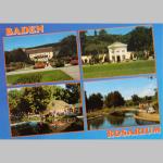 Karten Ansicht Baden