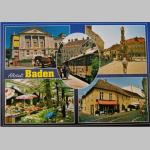 Karten Ansicht Baden Stadttheater