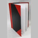 Notizbuch A6 kariert 100Blatt