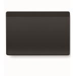 Kreditkartenetui PVC schwarz 63x90mm