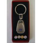 Schlüsselanhänger + Ventilkappen Hyundai