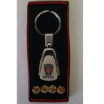 Schlüsselanhänger + Ventilkappen Rover