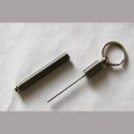 Schlüsselanhänger Pipe Cleaner Spirale