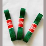 Seidenband grün 15mmx3m