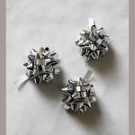 Fertigmasche metallic silber 35mm