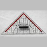 Geo-Dreieck groß 23cm Griff
