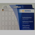 Haftetiketten Herma  10x16mm