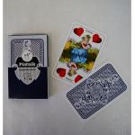 Preferencekarten 1808 DD 33 Bl. Blau