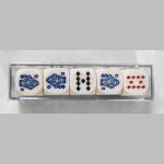 Poker-Würfel 2970 16 mm (5er)