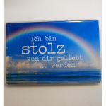 Magnet Stolz 8x5cm