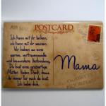Magnet Mama 8x5cm