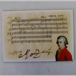 Magnet Flach Mozart