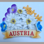 Magnet Edelweiss Austria QIM230