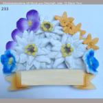 Magnet Edelweiss Blanko QIM233