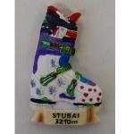 Magnet Stubai Skischuh QIM0041