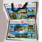 Shopping Bag Innsbruck schwarz 53x37x14cm