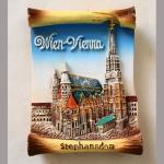 Magnet Wien Stone Steffl QIM0002