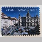 Magnet Graz Hauptplatz quer SG606